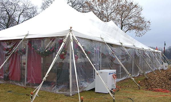 Cocktales Tent